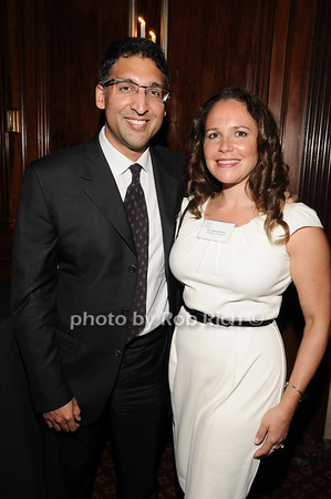 Kevin Katyal, Dr. Joanna Rosen<br /> photo by Rob Rich © 2010 robwayne1@aol.com 516-676-3939