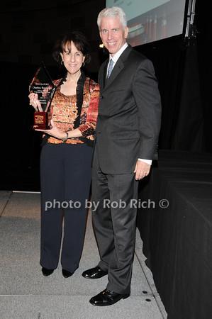 Charlene Barshefsky, Stephen Lincoln<br /> photo by Rob Rich © 2010 robwayne1@aol.com 516-676-3939