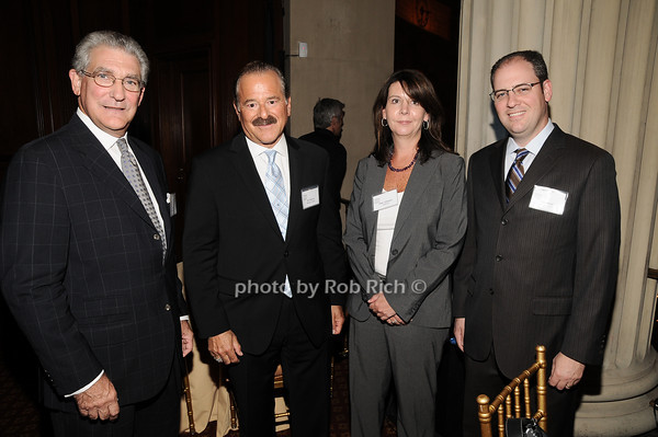 Lou Virellie, Jim Pagliaro, Kate Gillespie, Troy Brown<br /> photo by Rob Rich © 2010 robwayne1@aol.com 516-676-3939