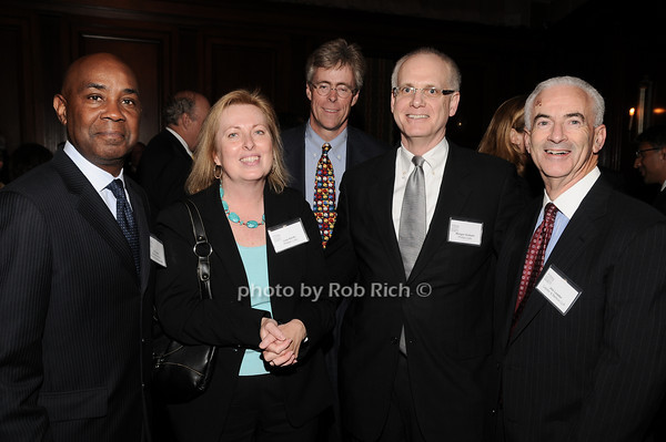 Al Foster, Lisa Smith, Kevin Hogan, Morgan Graham, Jim Leader<br /> photo by Rob Rich © 2010 robwayne1@aol.com 516-676-3939