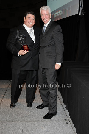 Jay Goffman, Stephen Lincoln<br /> photo by Rob Rich © 2010 robwayne1@aol.com 516-676-3939