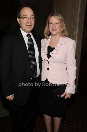 Les Abell, Nancy Abell<br /> photo by Rob Rich © 2010 robwayne1@aol.com 516-676-3939