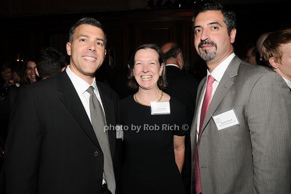 Bob Michels, Laurie Van Auken, Pejman Sharifi<br /> photo by Rob Rich © 2010 robwayne1@aol.com 516-676-3939