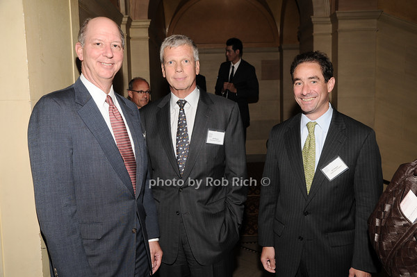Rick Evans, Jeff Rosen, Bill Regner<br /> photo by Rob Rich © 2010 robwayne1@aol.com 516-676-3939