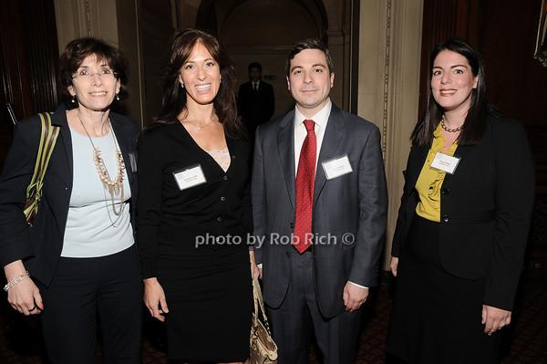 Stephanie Feld, Suzanne Lovett, David Turesky, Shana Elberg<br /> photo by Rob Rich © 2010 robwayne1@aol.com 516-676-3939