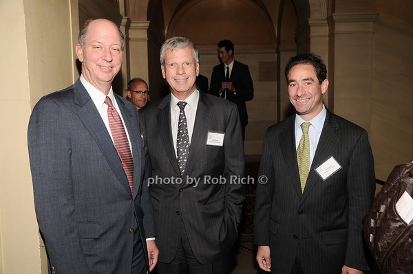 Rick Evans, Jeff Rosen, Bill Regner<br /> photo by Rob Rich © 2010 robwayne1@aol.com 516-676-3939