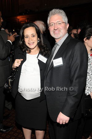 Samaa Haridi, Scott Winkelman<br /> photo by Rob Rich © 2010 robwayne1@aol.com 516-676-3939