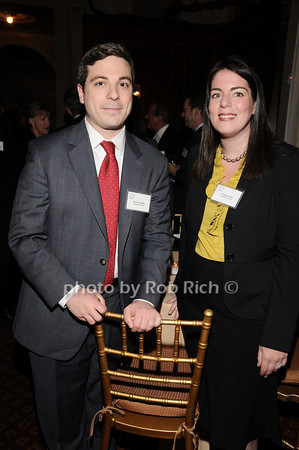 David Turetsky, Shauna Elberg<br /> photo by Rob Rich © 2010 robwayne1@aol.com 516-676-3939