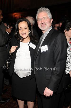 Samaa Haridi, Scott Winkelman<br /> photo by Rob Rich © 2010 robwayne1@aol.com 516-676-3939
