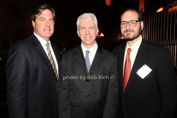 Kevin Vermeulen , Stephen Lincoln, William Pollak<br /> photo by Rob Rich © 2010 robwayne1@aol.com 516-676-3939