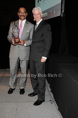 Roderick Palmore, Stephen Lincoln<br /> photo by Rob Rich © 2010 robwayne1@aol.com 516-676-3939