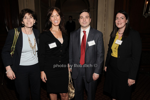 Stephanie Feld, Suzanne Lovett, David Turesky, Shana Elberg<br /> photo by Rob Rich © 2010 robwayne1@aol.com 516-676-3939