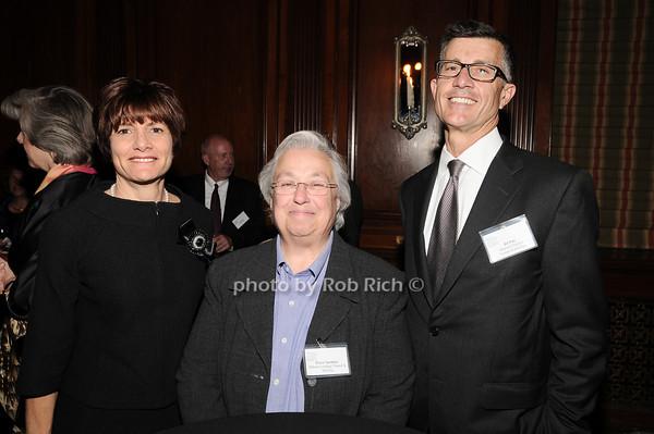 Maryann Feo, Erica Tamblyn, Ed Feo<br /> photo by Rob Rich © 2010 robwayne1@aol.com 516-676-3939