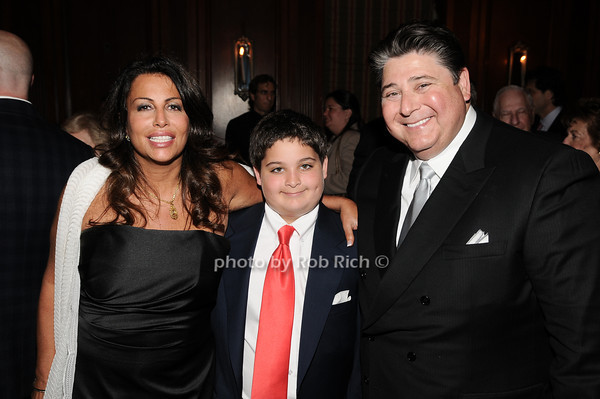 Susan Goffman, Chance Goffman, Jay Goffman<br /> photo by Rob Rich © 2010 robwayne1@aol.com 516-676-3939