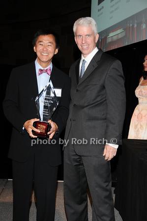Morgan Chu, Stephen Lincoln<br /> photo by Rob Rich © 2010 robwayne1@aol.com 516-676-3939