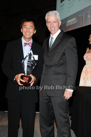Morgan Chu, Stephen Lincoln<br /> photo by Rob Rich © 2010 robwayne1@aol.com 516-676-3939