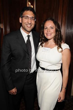 Kevin Katyal, Dr. Joanna Rosen<br /> photo by Rob Rich © 2010 robwayne1@aol.com 516-676-3939