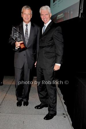 Jeffrey Rosen, Stephen Lincoln<br /> photo by Rob Rich © 2010 robwayne1@aol.com 516-676-3939