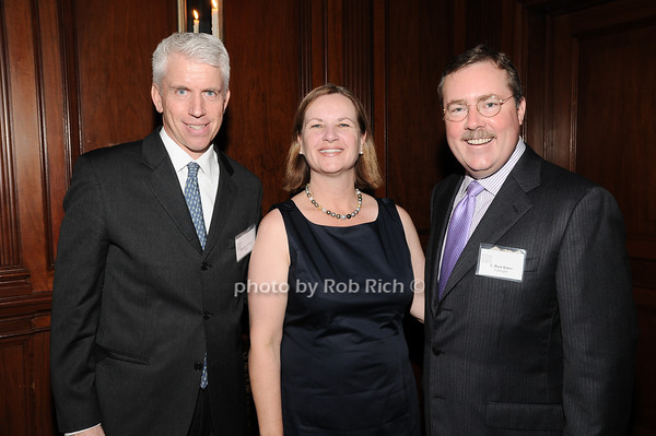 Stephen Lincoln, Grace Baker, C.Mark Baker<br /> photo by Rob Rich © 2010 robwayne1@aol.com 516-676-3939