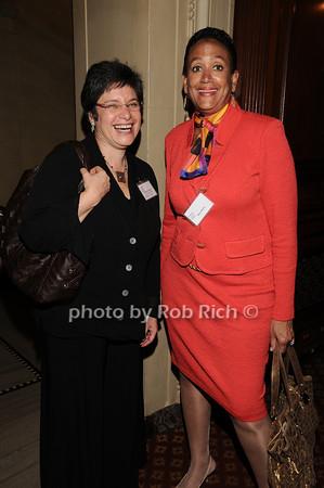 Michele Hirshman, Nina Wells<br /> photo by Rob Rich © 2010 robwayne1@aol.com 516-676-3939