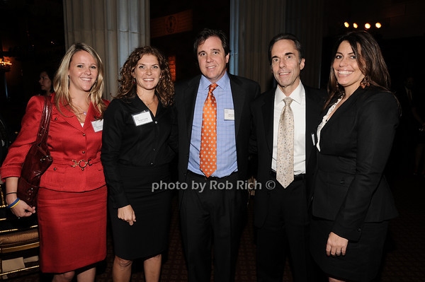 Kelly Fitzpartrick, Bridgette Truxillo, Nathan Horn, Richard Meadow, Kirsten Meadow<br /> photo by Rob Rich © 2010 robwayne1@aol.com 516-676-3939