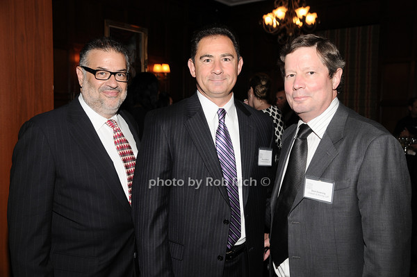 Joel Schoenfeld, Bruce De Renzi, Dick Downing<br /> photo by Rob Rich © 2010 robwayne1@aol.com 516-676-3939