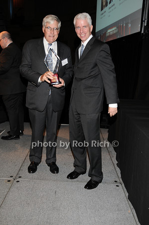 Edward Herlihy, Stephen Lincoln<br /> photo by Rob Rich © 2010 robwayne1@aol.com 516-676-3939