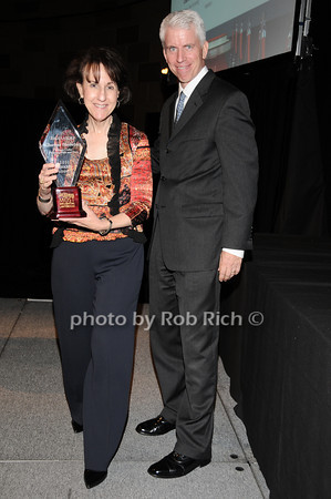 Charlene Barshefsky, Stephen Lincoln<br /> photo by Rob Rich © 2010 robwayne1@aol.com 516-676-3939