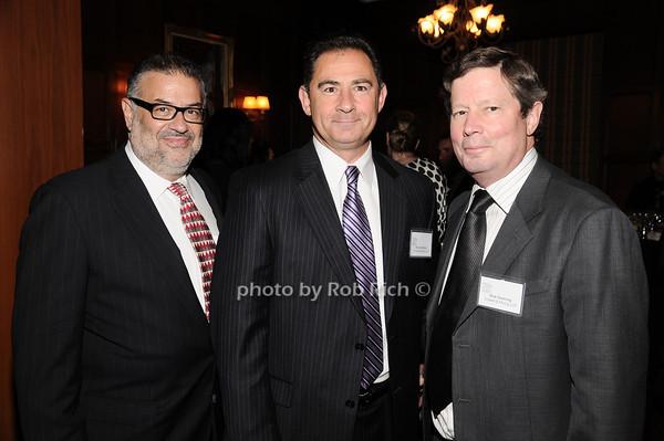 Joel Schoenfeld, Bruce De Renzi, Dick Downing<br /> photo by Rob Rich © 2010 robwayne1@aol.com 516-676-3939