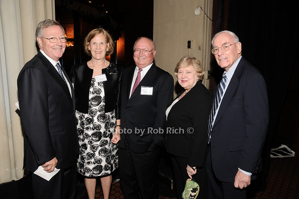 guest, Sue Henry, Chuck Douglas,guests