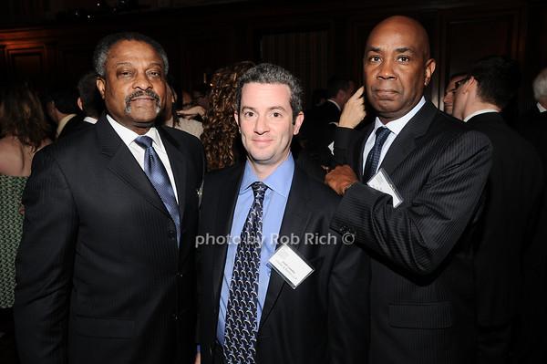 Hinton Lucas, Josh Leader, Al Foster<br /> photo by Rob Rich © 2010 robwayne1@aol.com 516-676-3939