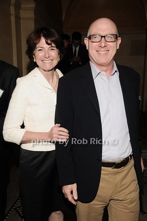 Barbara Kelly, David Fox<br /> photo by Rob Rich © 2010 robwayne1@aol.com 516-676-3939