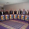 2008 All Star Team: Bob Kerwin (Lawrence), Mike Powell (Amarillo/Lubbock), Randall Hodge (El Dorado), Adam Ford (St. Joseph/Kansas City), Tim Fry (Kansas City), Steve Reinkemeyer (Jefferson City), Kyle Dixon (Coffeyville/Chanute), Dean Oglesby (Tulsa/Muskogee), Phil Schutter (Emporia/Topeka), Kerry Haines (Chanute/Coffeyville)