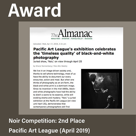 Pacific Art League, The Almanac Publication (April 2019)