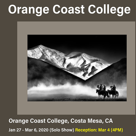 Orange Coast College (Jan 27 - March 6, 2020)