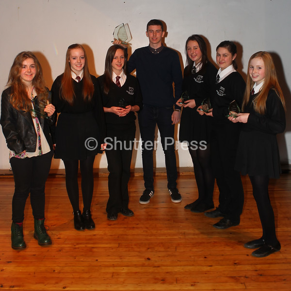 The Winners - Teesside Schools Sports Council Awards
