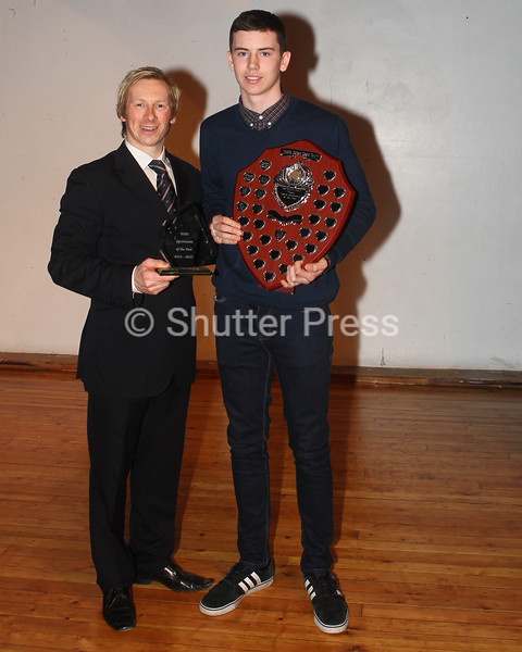 Charlie Myers - Teesside Schools Sports Council Awards
