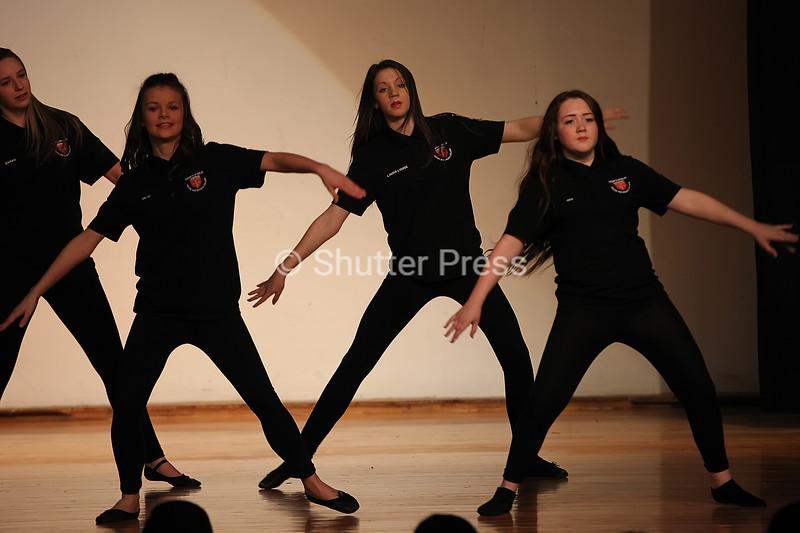 Northfield School Dancers - Teesside Schools Sports Council Awards
