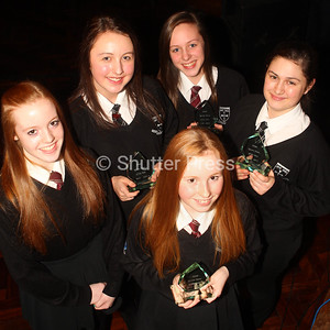 Teesside School  Sports Council Awards - 2014