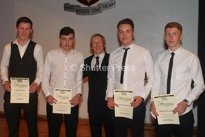 Stockton Schools Football - Teesside Schools Sports Council Awards