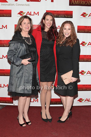 Patricia Reilly, Sterling Morriss, Mia Sussman