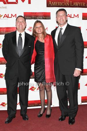 Brent Smith, Lisa Kohut, Greg Richardson