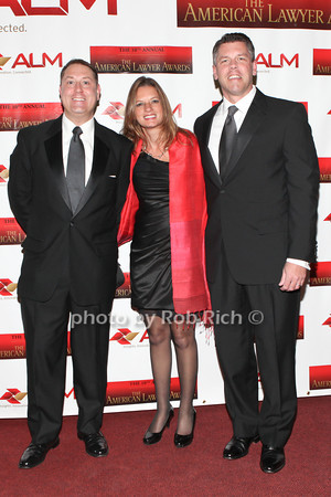 Brent Smith, Lisa Kohut, Greg Richardson