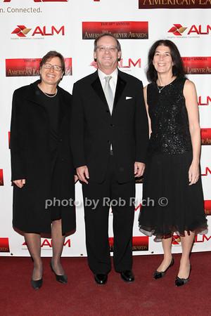 Jill Rosenberg, Peter Bicks, Eileen Heitzler