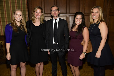 Eliza Crane, Whitney Flesher, EJ Weppler, Arielle Katz, Amy Deschodt photo by Rob Rich/SocietyAllure.com © 2015 robwayne1@aol.com 516-676-3939