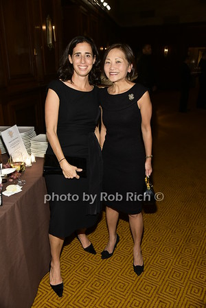 Dana Rosen, Vivia Chen photo by Rob Rich/SocietyAllure.com © 2015 robwayne1@aol.com 516-676-3939