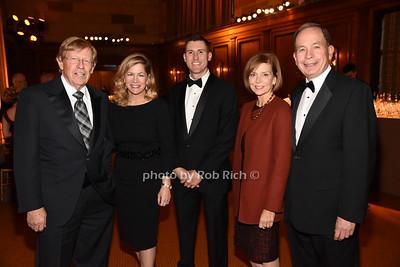 Ted Olson, Lady Olson, Chad Hines, Cathy Beres, Tony Valukas photo by Rob Rich/SocietyAllure.com © 2016 robwayne1@aol.com 516-676-3939