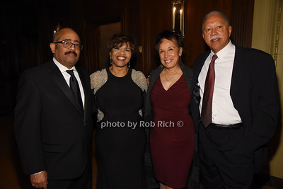 Andre Sutton, Emma Coleman Jordan, Adrianne Leake, Paul Gaylord photo by Rob Rich/SocietyAllure.com © 2016 robwayne1@aol.com 516-676-3939