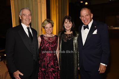 Francis Milone, Michele Martin, Ellen Susman, Stephen Susman photo by Rob Rich/SocietyAllure.com © 2016 robwayne1@aol.com 516-676-3939