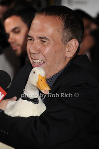 Gilbert Gottfried, Aflac Duck photo by Rob Rich © 2010 robwayne1@aol.com 516-676-3939